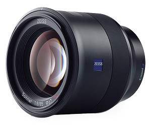 Zeiss Batis 85mm f/1.8 Lens for Sony E-Mount - 2103-751