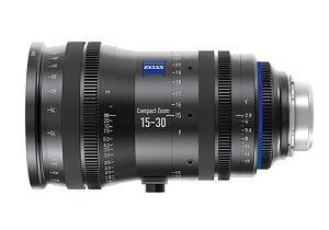 Zeiss CZ.2 15-30mm Compact Zoom Lens - EF Mount, feet - 2075-835