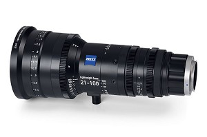 Zeiss 21-100mm T2.9-3.9 Lightweight Zoom LWZ.3 Lens