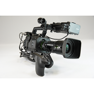 Sony FS7 II Super 35 XDCAM Fujinon MK18-55MM Heden Kit